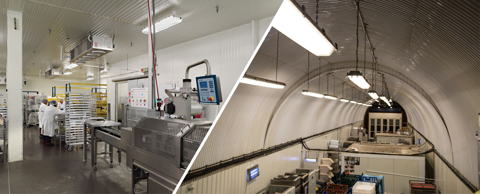 Industrial Ceiling Cleaning : Industrial calabash ceiling cleaning in london