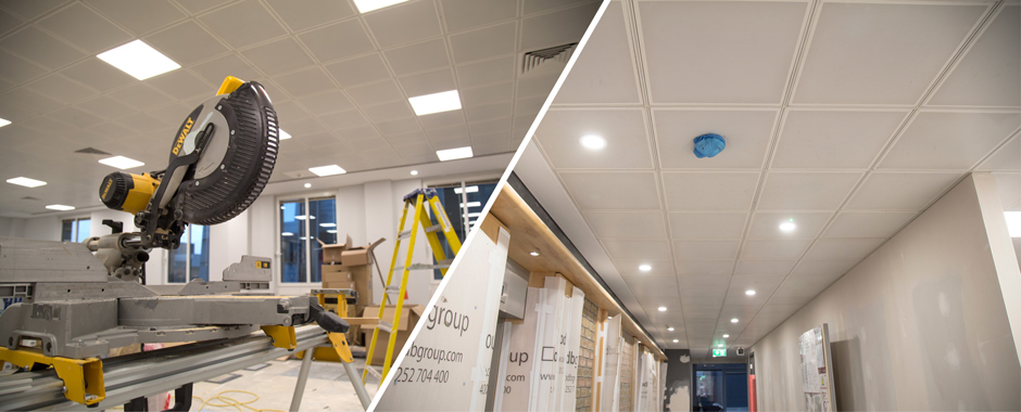 fice fit out & refurbishment