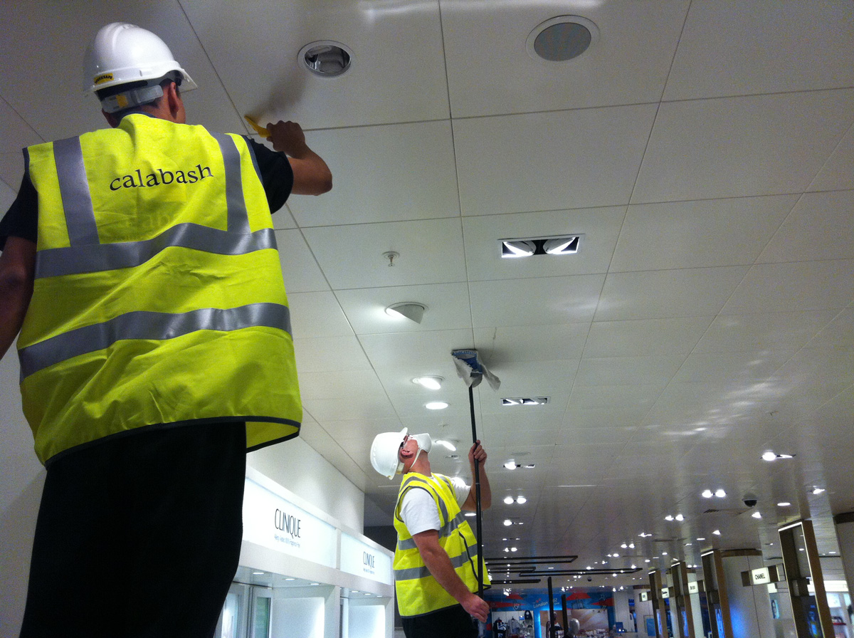 Exceptional Suspended Ceiling Cleaning U2013 Our Approach